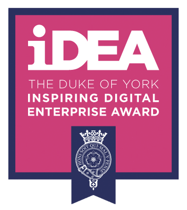 The Duke of York iDEA Badge